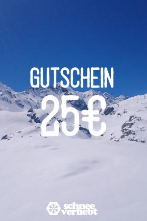gutschein25