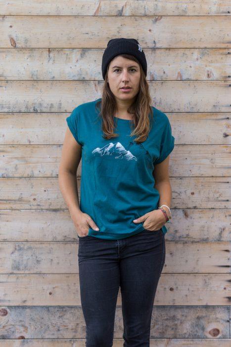 Schneeverliebt Mountain Shirt