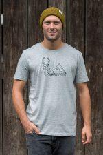 """Schneeverliebt Shirt """"Hirschberg"""""""