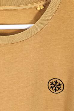 Schneeverliebt Logo Stick