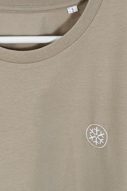 Schneeverliebt Logo Shirt